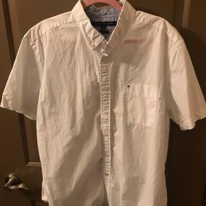 Men's Tommy Hilfiger Short Sleeve Button Down